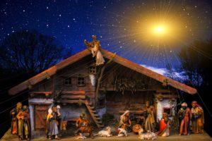 Christmas Nativity Creche