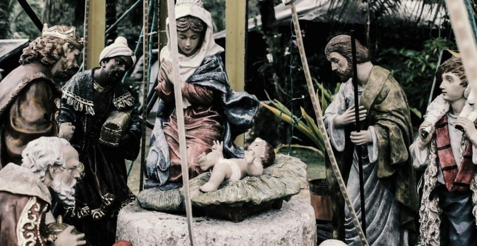Vintage Nativity